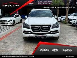 Mercedes-Benz GL-Class Grand Edition Executive, 2013, Diesel