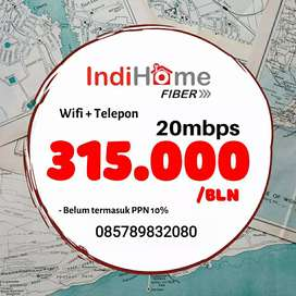 20mbps promo indihome