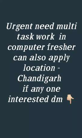 Need femal candidate for documentation with calling