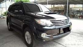 Jual Cepat Toyota Fortuner G VNT DSL Automatic 2014