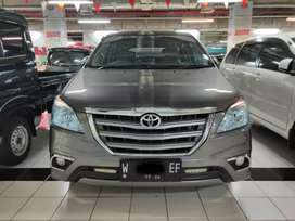 Toyota kijang Innova G Diesel Matic 2014 Bisa Kredit