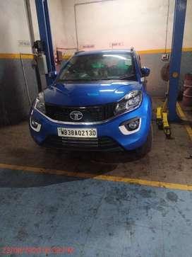 Tata Nexon 2018 Petrol 50000 Km Driven