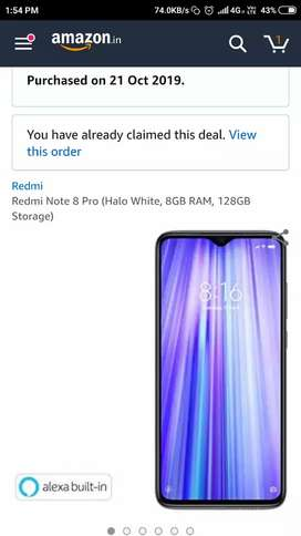 note 8 all varient available 8/128,6/128,4/64