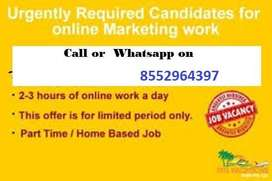 We are India's largest offline data entry works.