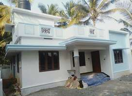 A NEW 3BHK 1200SQ FT 5.3CENTS HOUSE IN ADATTU,THRISSUR