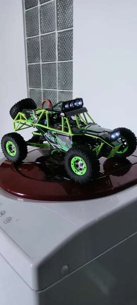 Rc wltoys 12427 full propo