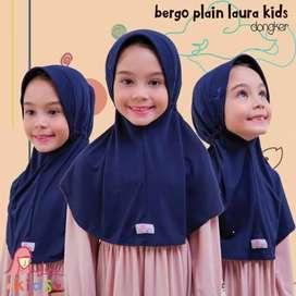 Jilbab Serut Anak