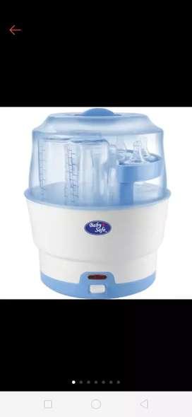 Baby safe sterilizer express