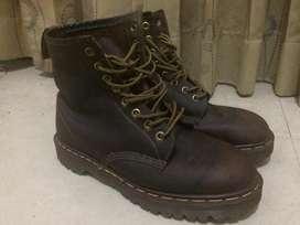 Wts boots Docmar Dr. Martens 8 hole Crazy Horse size 8UK/42 Original