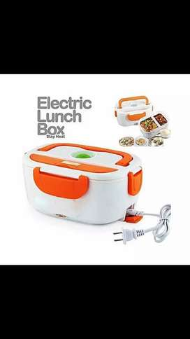 A BRAND NEW electrical lunch box only 1200 with delivery charges