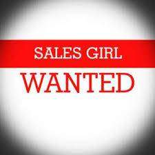 Experienced SALES Girl for Cosmetic Shop