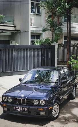 BMW E30 M40 318i 1990 MINT CONDITION