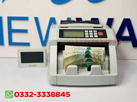 Packet bundle currency note, cash counting machine in pakistan
