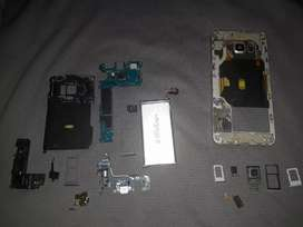 Samsung s8 panal s8 u model board n parts n s6 edge+ parts read full