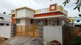 AS PER VASTHU 2BHK HOUSE IN HOSABETTU