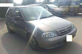 Suzuki Cultus on easy installment any modle