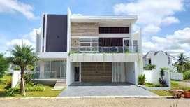 Rumah mewah Smart Home 2 LT Tamansari Lihaga De Primera Manado