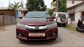 Honda City 1.5 V Automatic Sunroof, 2015, Petrol