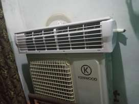 Kenwood A/C 1.5 ton for sale.