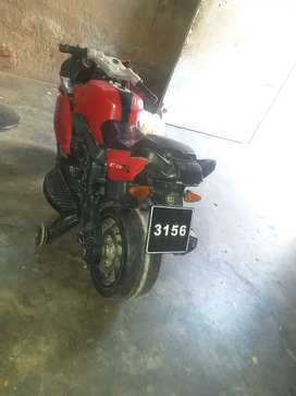 Mini bike normal condition without battery
