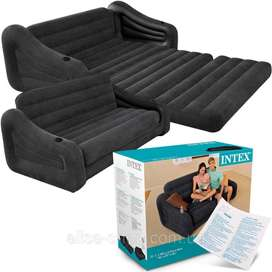 Intex Air Gagdets that senses the strain for your mattress and activat