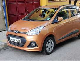 Hyundai Grand i10 2016 Petrol 23800 Km Driven