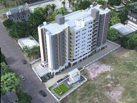 940 Sqft, 2 BhK In sus,45 Lakh,(all inclusive)On Prime location
