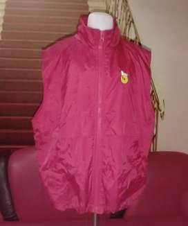 Jaket vest anak rompi SNOOPY PEANUTS Asli Japan Waterproof Usia 12-16
