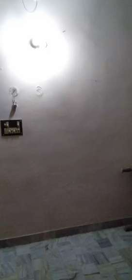 One room set for rent one room one washroom