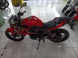 Kawasaki Z -250- berkualitas KM 6xxx mentah harga terjangkau # DJM #