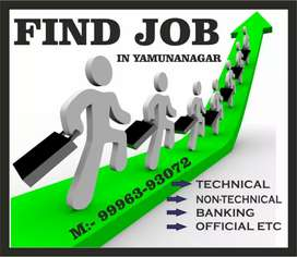 JOBS IN JAGADHRII