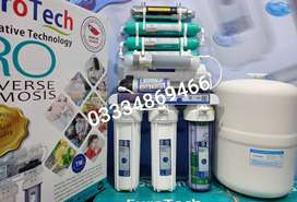 Eurotech Taiwan Ro plant Ro+UV Best Water filter  for home 8 Stages