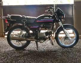 1996 model euro 1 bike