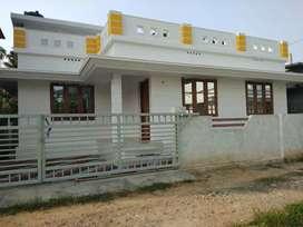 2 bhk 850 sqft 3 cent new build house at edapally near varapuzha