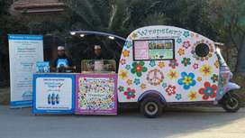 Wrapsterz concept (Mobile European Grill)   is for sale