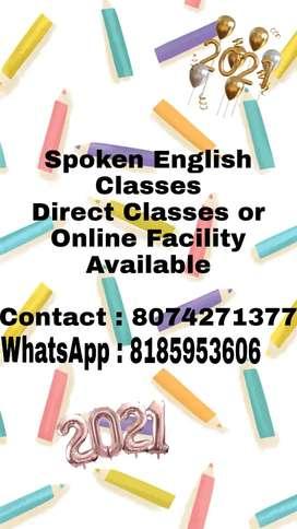Spoken English Trainer
