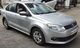 Volkswagen Vento 1.2 TSI Highline AT, 2011, Petrol