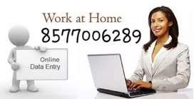 Offline data entry job
