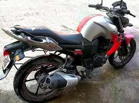 Yamaha fzs model 2009