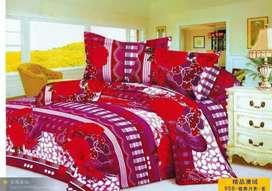 Glace cotton Bedsheet for regular use