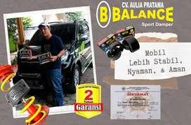 BALANCE DAMPER, Sangat Cocok utk mobil LIMBUNG, Coba Buktikan !!