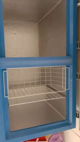 Deep freeze 300 ltr blue star new wornty chalu chhe