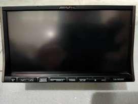 PAKET AUDIO ALPINE IVA 502E + PROCESSOR ALPINE PXA H800