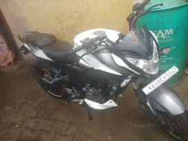 Ns200 abs lone 36 kant i am paid in 11 kant total paid in 90000