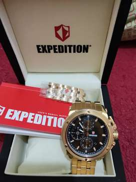 Jam tangan Expedition 1,3 juta Murah Mewah