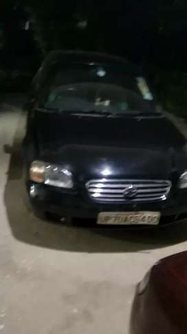 Baleno well maintained Allahabad registration.single owned