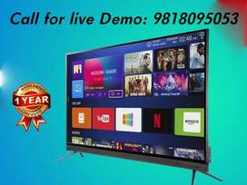 """(NEW) 50"""" Smart Android Led Tv"""