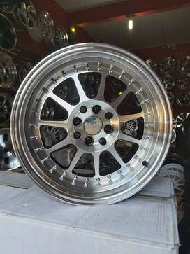 OMEH VELG_BMD SILVER R16(BISA:JAZZ RS.NEW BRIO,MOBILIO)