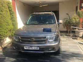 Tata Safari 2008 Diesel Good Condition