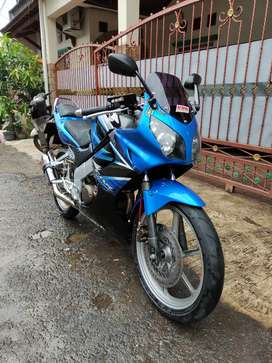 Honda CBR Old Thailand 2009 Biru